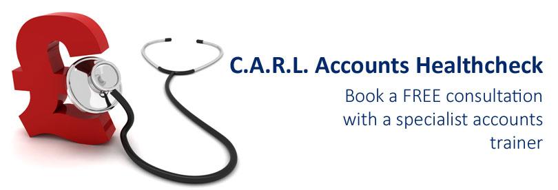 Accounts health check 2018...