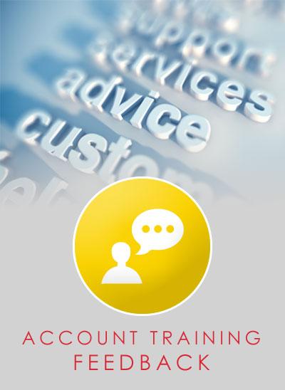 Account Training Feedback