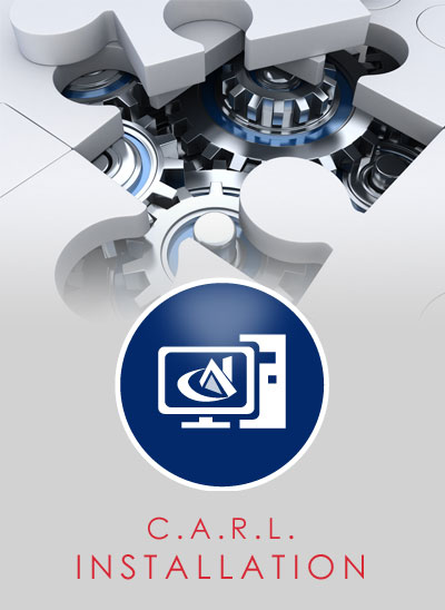 C.A.R.L. Installation - Get the Best Possible Start with C.A.R.L.